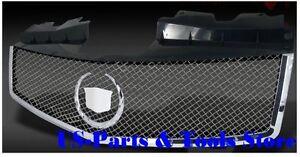 CADILLAC-CTS-03-07-GRIGLIA-ANTERIORE-Sport-Grill-2003-2007-radiatore-CUSTOM