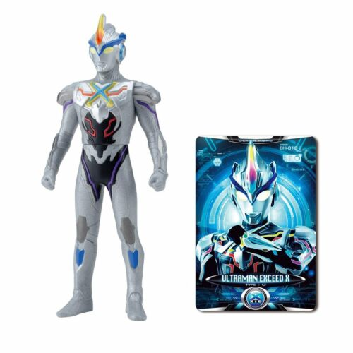 "New Bandai Ultraman Ultra Hero X 07 Ultraman Exceed X 5/"" Figure Japan"