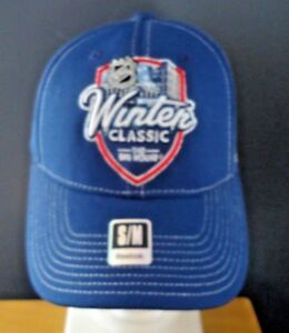 Winter Classic NHL Reebok The Big House Hat Cap Brand New Size S M ... d99bf55b5