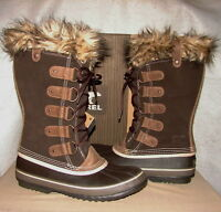 Sorel Joan Of Arctic Winter Pac Boots Women's 11 Hawk
