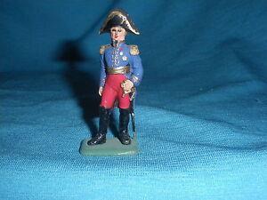 543A-MHSP-General-Davout-Soldat-Figurine-Etain-1-32-Armee-Napoleon-Tin
