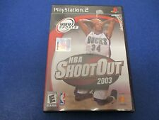 PlayStation 2, NBA ShootOut 2003, 989 Sports, NBDL Signs NBASO Career Mode