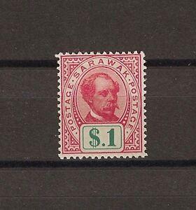 SARAWAK 1899-1908 SG47 Mint Cat £100