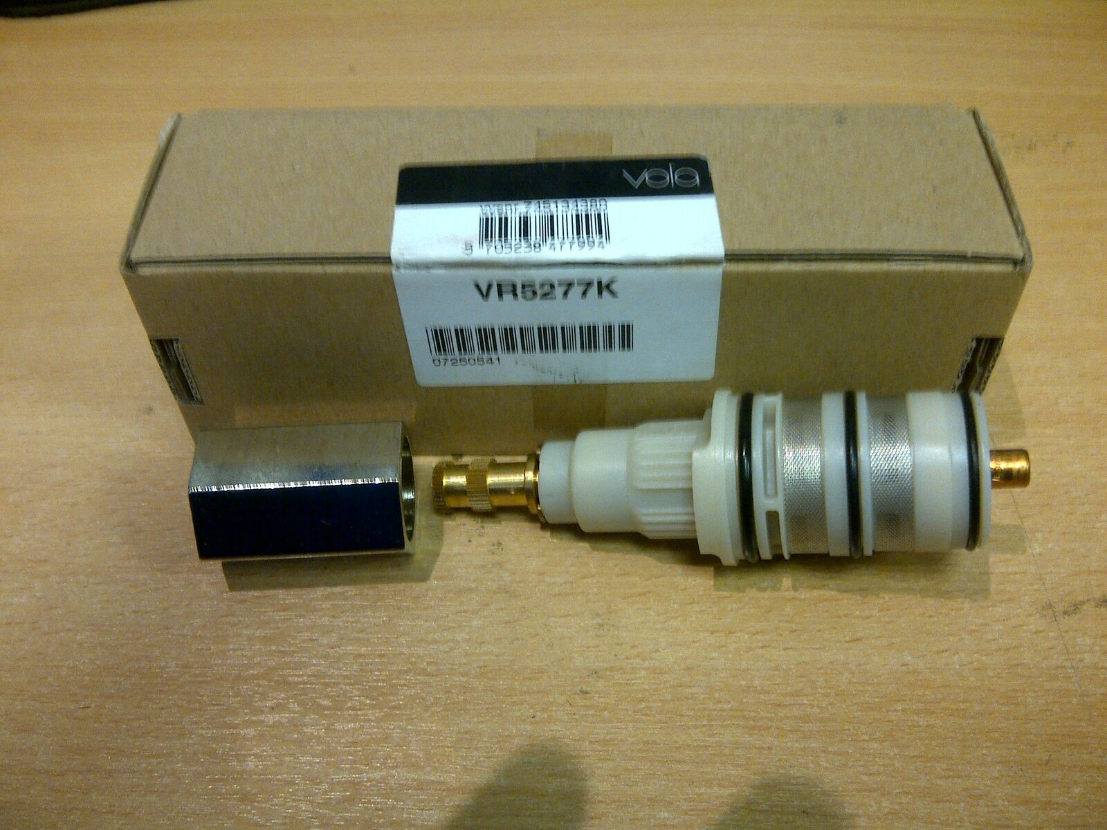 Vola vr5277k Cartouche c   w clé fits 5000, 6000 série mitigeurs thermostatiques
