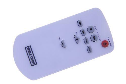 BC40384R Ersatzfernbedienung passend für TECHNISAT DIGIT HD8-S Receiver