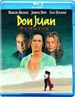 Don Juan DeMarco 0794043155512 With Johnny Depp Blu-ray Region a