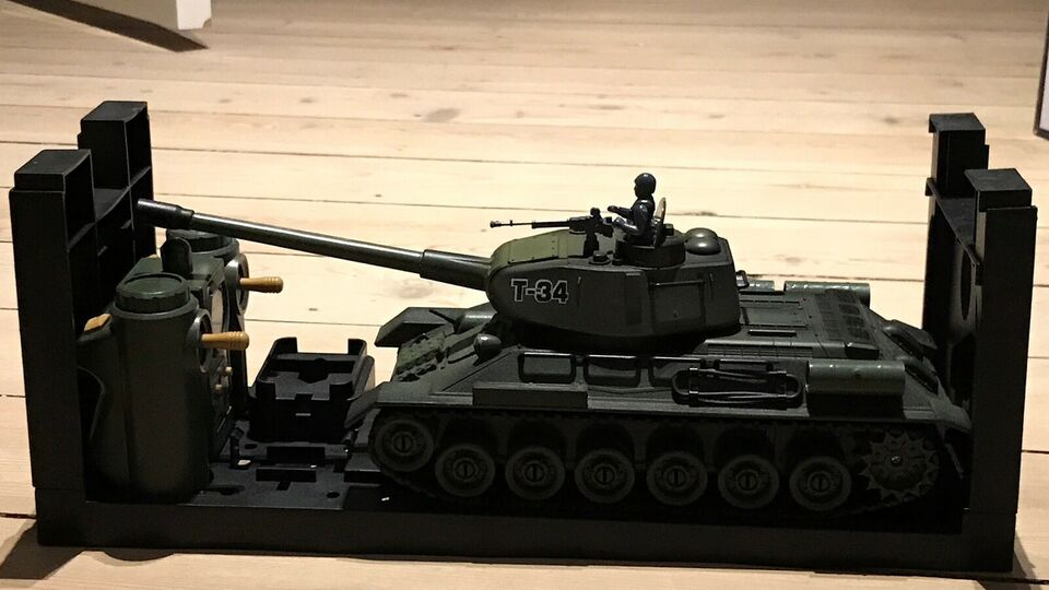 Lego andet, Tanks