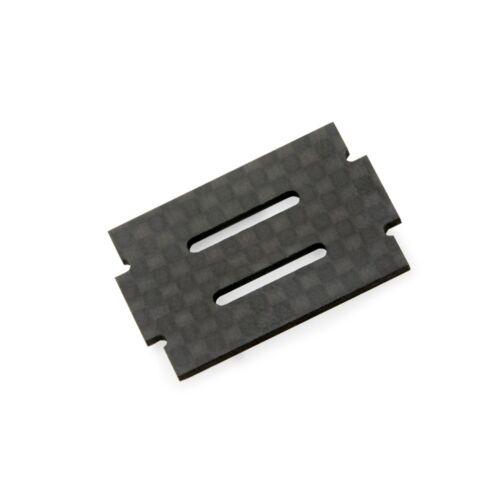 Lumenier QAV-X Carbon Fiber HD Camera Mounting Plate 6293