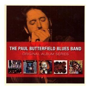 Paul-Butterfield-Original-Album-Series-New-CD-Holland-Import