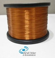 Awg 24 Copper Magnet Wire H200c High Temp (10 Lbs)