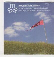 (GS601) Make Mine Music, MMM050, 16 tracks various artists - sealed 2008 CD