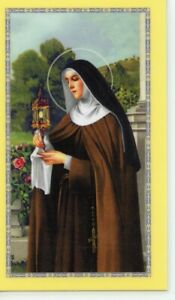 St-Clare-Novena-Relic-Laminated-Holy-Card-Blessed-by-Pope-Francis