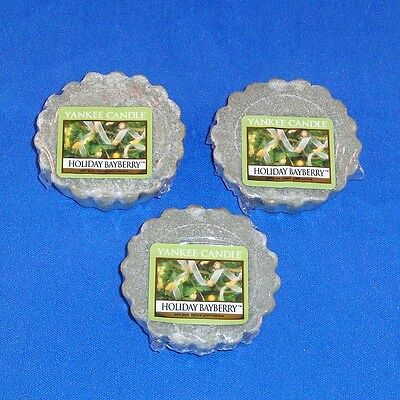 Yankee Candle Co. - Set of 3 Wax Tarts - NEW