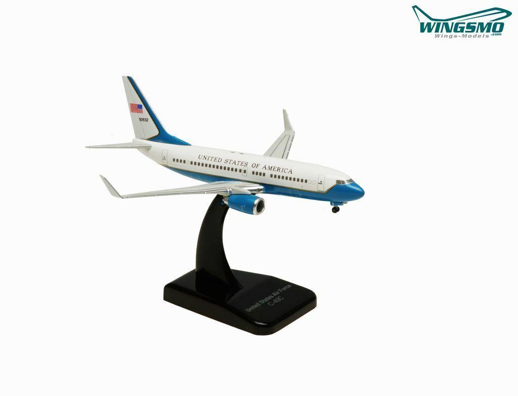 Hogan Hogan Hogan Wings Boeing 737-700 US Air Force (C-40C) Maßstab 1 400 LI8829 17a04f