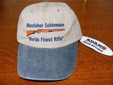 Mannlicher Schoenauer Rifle  Hat / Cap,  New with tags
