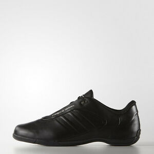 new product c0821 6891d ... Image is loading NEW-Adidas-Porsche-Design-Men-039-s 2015 Porsche  Design Adidas GOLF Compound Leather Casual shoes all brown Athletic III ...