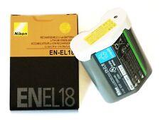 New Nikon EN-EL18 battery For D4S D4 S52 D810 D800 MH-26 Charger