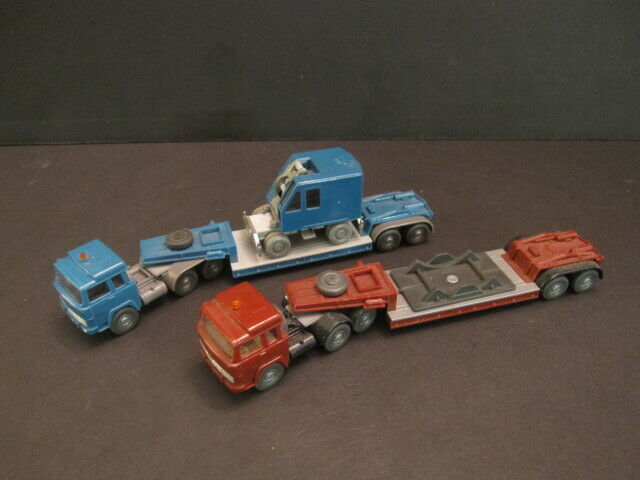 a la venta Wiking Vintage Lote De 2 escala 1 87 de Alemania Alemania Alemania (7)  precios razonables