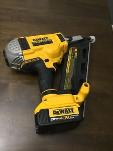 Details About Dewalt Cordless Nail Gun New