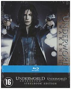 Underworld-Awakening-Steelbook-Region-2-Dutch-Import-BLU-RAY-NEW