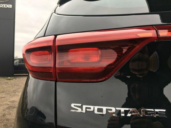 Kia Sportage 1,6 CRDi MHEV Comfort Edition DCT billede 4