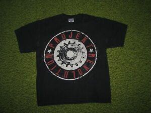 Boys-L-14-16-Projekt-Revolution-2007-Camiseta-Linkin-Parque-mi-Chemical