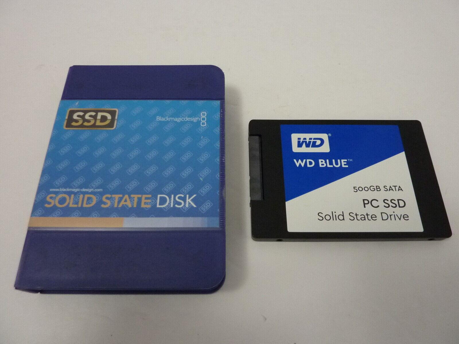 Western Digital WD Blue 500GB SATA 2.5