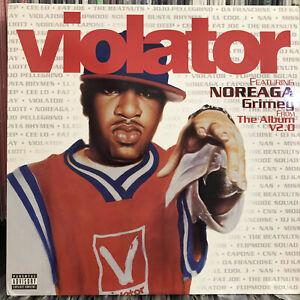 NOREAGA-THE-NEPTUNES-GRIMEY-12-034-2001-RARE-VIOLATOR-THE-ALBUM