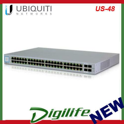 Ubiquiti Networks UniFi US-48 48-port Gigabit Switch with SFP+ Ports