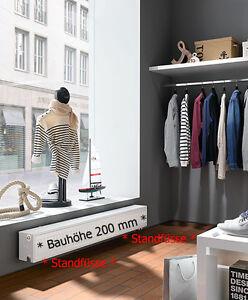 kermi therm x2 heizk rper bauh he 200 typ 22 kompakt ventilausf hrung standf sse ebay. Black Bedroom Furniture Sets. Home Design Ideas