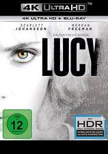 Lucy - 4K Ultra HD Blu-ray + Blu-ray # UHD+BLU-RAY-NEU