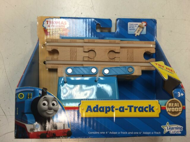 Thomas And Friends Wooden Railway Adapt A Track Tomy Fits Any Layout
