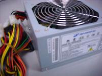 Original Fsp Fsp300-60thn 300w Atx Pc Computer Power Supply Dual 12v 24pin,