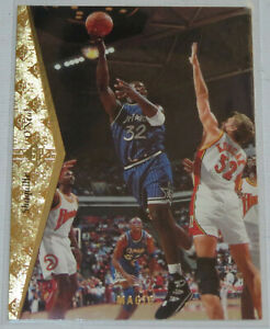 1994-95-Shaquille-O-039-Neal-Orlando-Magic-NBA-Basketball-Upper-Deck-SP-Card-121-NM