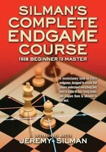 silman s complete endgame course from beginner to master by jeremy rh ebay com Chess Endgame Strategies Chess Endgame Simulator