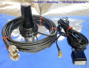 Cable & Antenna Analyzers Test, Measurement & Inspection Trimble 66800 52 3v W 5 M Cable & Mobile Mark Mgrm Wlf Mag Mount Gps Antennas Promoting Health And Curing Diseases