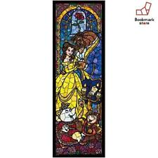 Tenyo Disney Beauty And The Beast Stained Glass 456pcs Jigsaw Puzzle 18 5x55 5cm For Sale Online Ebay