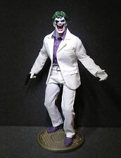 "Custom 1/6 12'"" The Joker Frank Miller The Dark Knight Batman Death of Hot Toys"