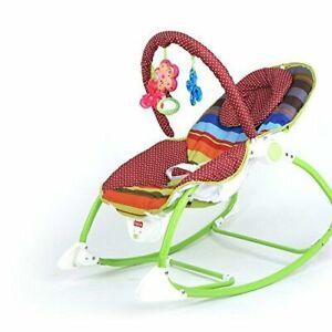 Babywippe Babyschaukel L68110 Babyliege Trage Schaukelsitz Spiel Wiege Wippe