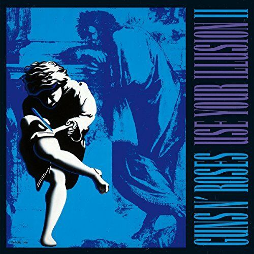 1 of 1 - Guns N' Roses - Use Your Illusion II - Guns N' Roses CD SGVG The Cheap Fast Free