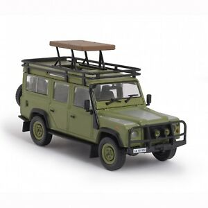 Land Rover Defender 110 Safari Observation Car 1 43 New In Box