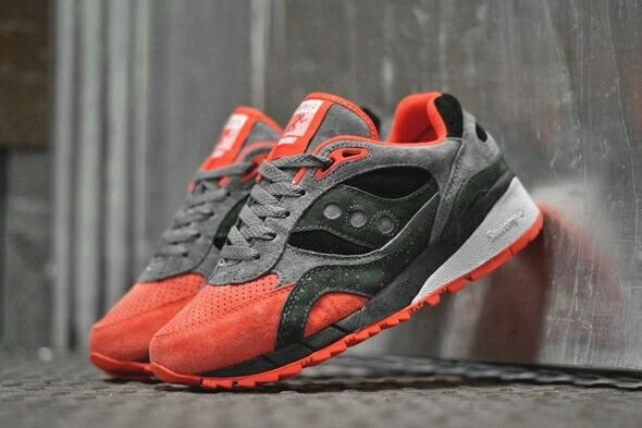 Premier x Saucony Shadow 6000 sz 9 Life on Mars New + Extras