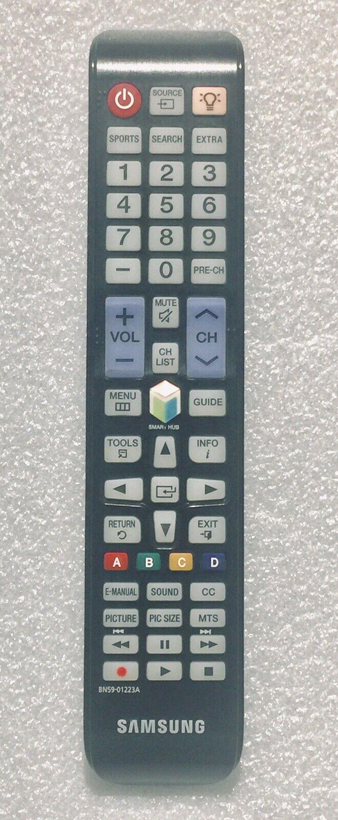 Samsung BN59-01315A for Select Samsung TVs OEM Remote Renewed ...