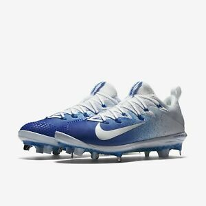 innovative design 8209e 7e08f Image is loading New-Nike-Lunar-Vapor-Ultrafly-Elite-Metal-Baseball-