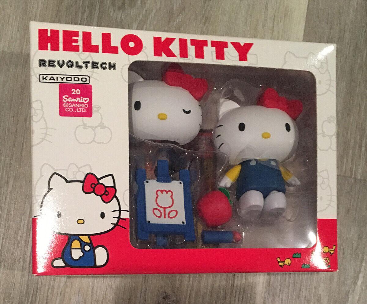 Kaiyodo Revoltech Hello Kitty NEW