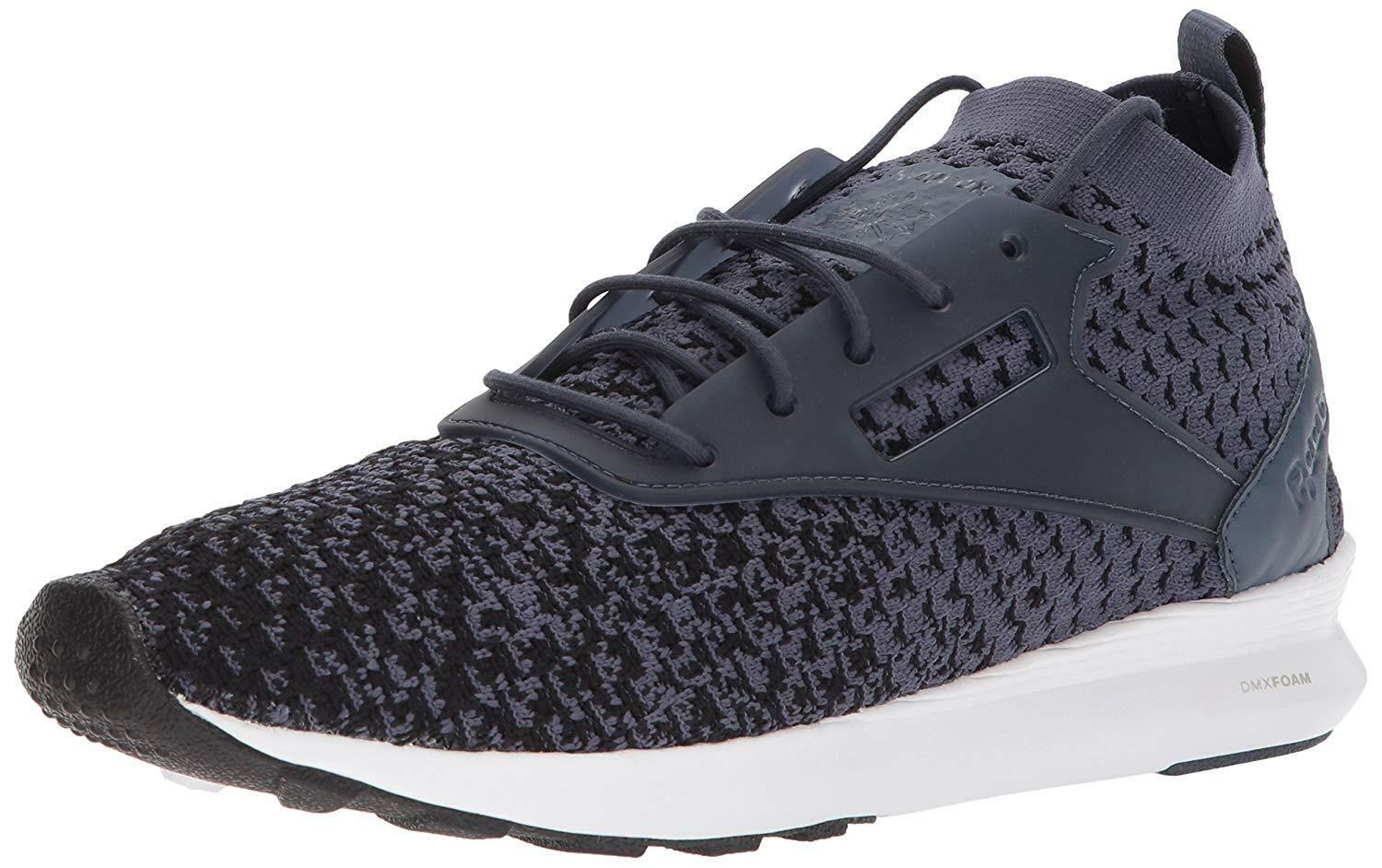 Reebok Mens Zoku Runner Ultkis Low Top Lace Up Running Sneaker