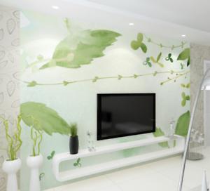 3D Green Leaf Vine 87 Wall Paper Murals Wall Print Wall Wallpaper Mural AU Kyra