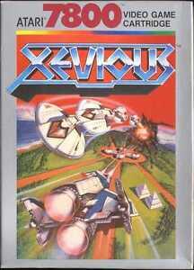 Xevious-Atari-7800-New-in-the-Box-NIB-NTSC