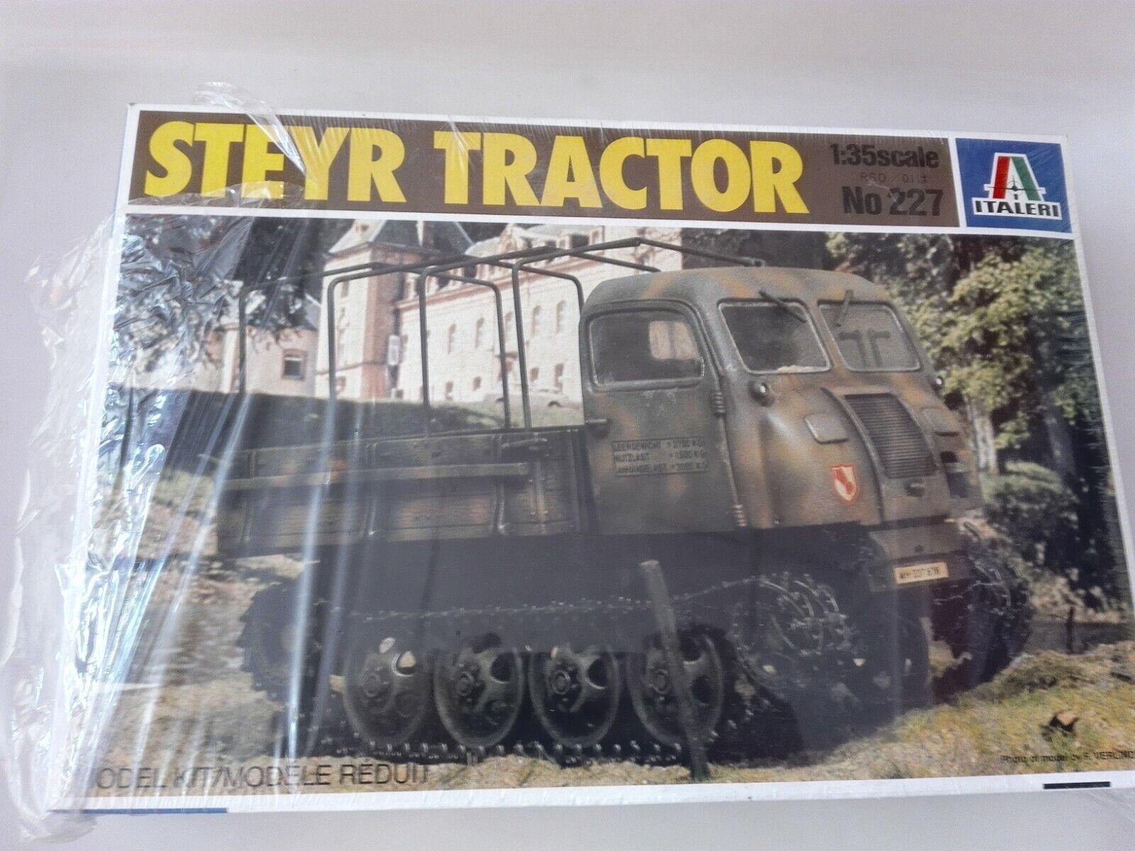 alta calidad y envío rápido STEYR TRACTOR 1 35 35 35 SCALE  ITALERI  60% de descuento