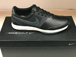 película Elucidación giro  Nike Golf Men's Lunar Mont Royal Golf Shoes Black/White 12W New in Box WAS  $130   eBay
